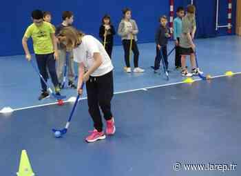 Des jeunes au stage Prim'sports - La République du Centre
