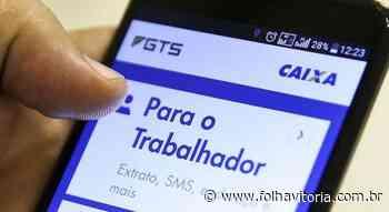 Caixa começa a liberar FGTS para vítimas das chuvas em Vargem Alta e Iconha - Jornal Folha Vitória