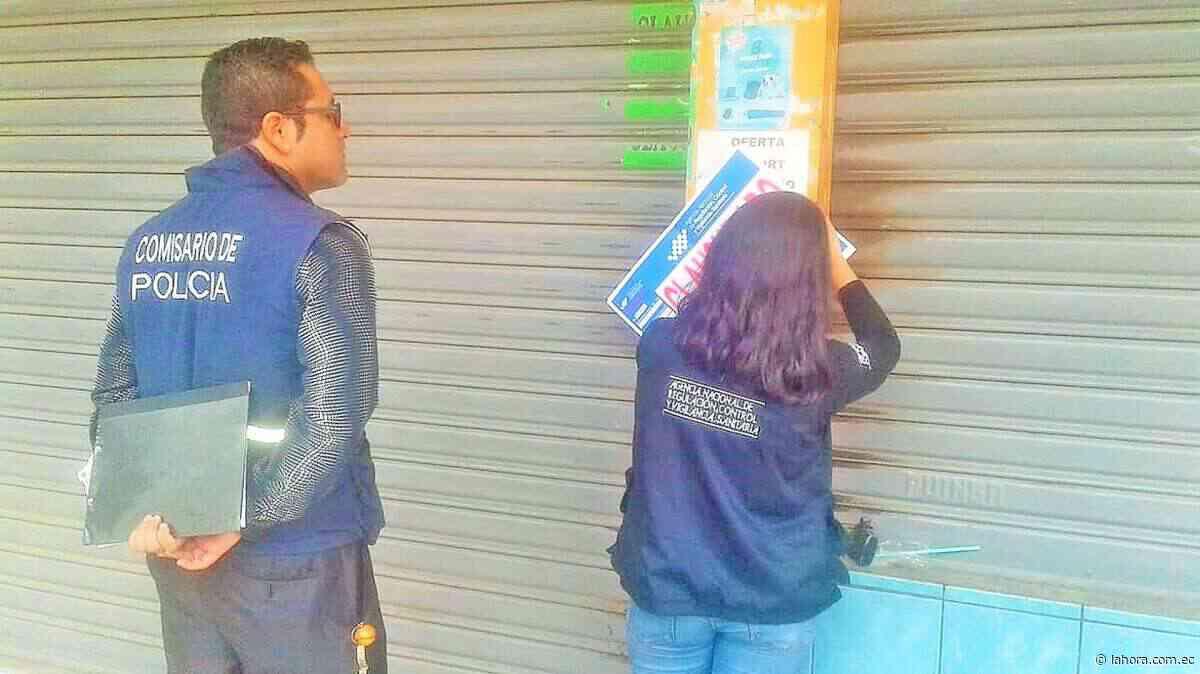 Arcsa clausura supermercado en Yantzaza por malas condiciones sanitarias - La Hora (Ecuador)