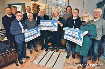 Freude in Bunde über hohe Spende - Rheiderland Zeitung