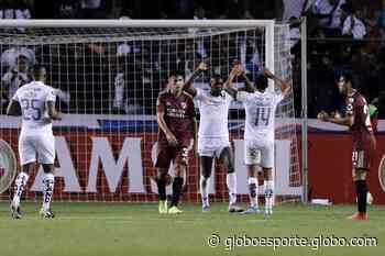 Libertadores: LDU bate River no grupo do São Paulo, e Olimpia empata na chave do Santos - globoesporte.com