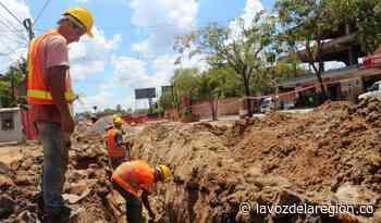 Concluyen obras de construcción y optimización del alcantarillado en Nátaga - Noticias