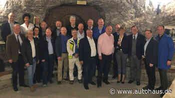 Bergwerk Sondershausen: Bodo Ramelow auf Grubenfahrt - Autohaus