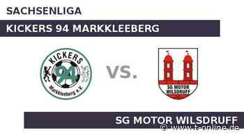 Kickers 94 Markkleeberg gegen SG Motor Wilsdruff: Wilsdruff braucht Punkte - t-online.de