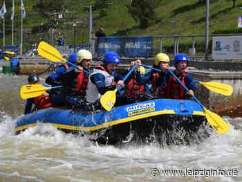 Anmeldestart für 12. MITGAS Schüler-Rafting 2020 im Kanupark Markkleeberg - LEIPZIGINFO.DE