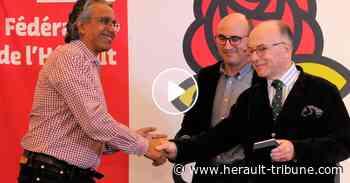 FLORENSAC - Bernard Cazeneuve vient soutenir les candidats socialistes aux élections municipales - Hérault-Tribune