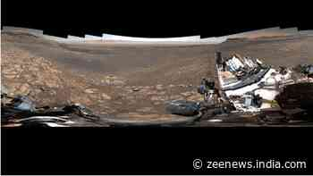 NASA releases spectacular high-resolution panorama images of Mars