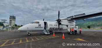 Avioandes ya vuela chárter entre Quito y Macas - Nicolás Larenas