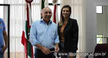 Município de Ituporanga conta com nova secretária de Assistência Social - Prefeitura de Ituporanga