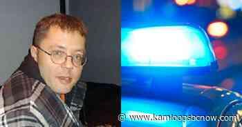 Kamloops RCMP searching for missing man last seen in Valleyview area - KamloopsBCNow