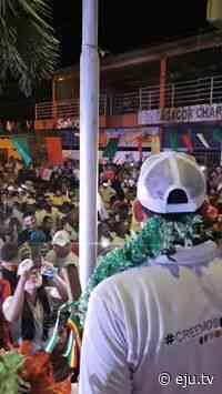 Inauguración de nuestra Casa de Campaña en el municipio de Pailón … - eju.tv
