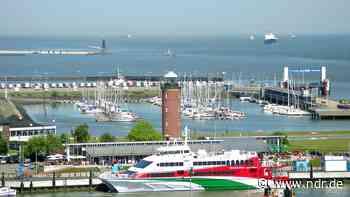 Hafen Cuxhaven wird vergrößert - NDR.de