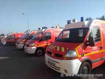 Reyrieux : 450 personnes au chômage technique après un incendie - Radio Scoop