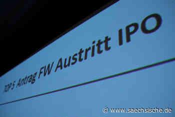 So geht es mit Dohna und dem IPO weiter - Sächsische Zeitung