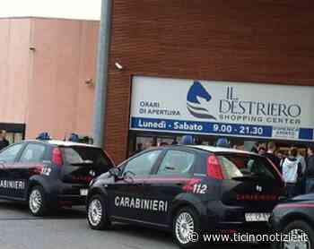Vittuone: arrestata una ragazza al Destriero, rubava merce dai negozi - Ticino Notizie