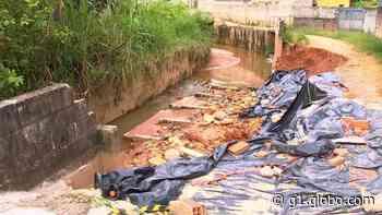 Moradores sofrem com estragos causados pela chuva em Campo Limpo Paulista - G1