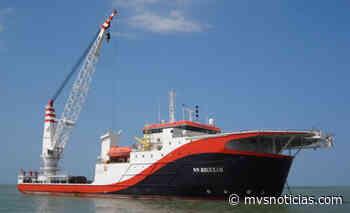 """""""Piratas"""" asaltan embarcación petrolera en Ciudad del Carmen, Campeche - MVS Noticias"""
