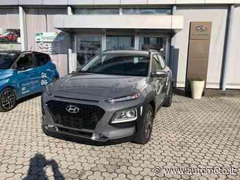 Vendo Hyundai Kona HEV 1.6 DCT XTech nuova a Porto Mantovano, Mantova (codice 7310919) - Automoto.it