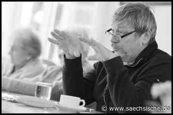 Radeberg: Ehemaliger SZ-Autor gestorben - Sächsische Zeitung