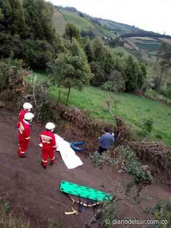 Sin identificar cadáver encontrado en Cuaspud - Diario del Sur