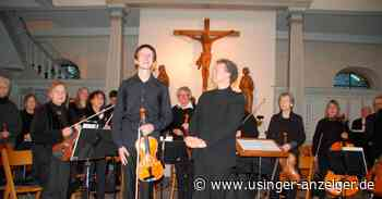 Kirchenkonzert in Wehrheim - Usinger Anzeiger