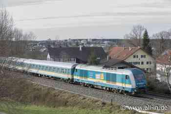 Schienenersatzverkehr: Vom 24.02 bis 27.02: Schienenersatzverkehr zwischen Lindau und Hergatz - Kempten - all-in.de - Das Allgäu Online!