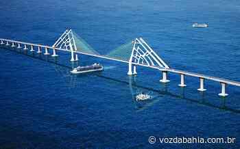 Chineses não aparecem para assinar contrato da ponte Salvador-Itaparica por causa do coronavírus - Voz da Bahia