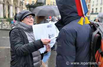 Municipales : à 79 ans, Arlette Laguiller défend toujours «les travailleurs» aux Lilas - Le Parisien