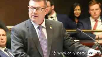 Dubbo MP Dugald Saunders urges fishers to have their say on commercial red tape - Daily Liberal
