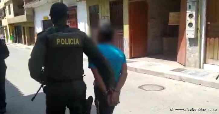 Capturan al presunto asesino de la masacre en Salgar - El Colombiano