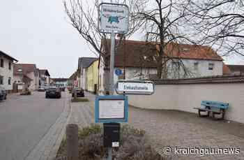 """Seniorenbeirat Walzbachtal will mit """"Mitfahrbänken"""" die Menschen zusammenbringen: Hinsetzen und mitfahren - kraichgau.news"""