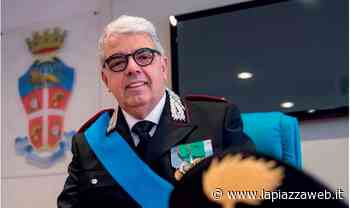 Piove di Sacco, il capitano dei carabinieri Canoci va in pensione - La Piazza