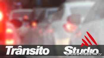 Acidente deixa dois feridos na BR-470 entre Garibaldi e Carlos Barbosa | Rádio Studio 87.7 FM - Rádio Studio 87.7 FM