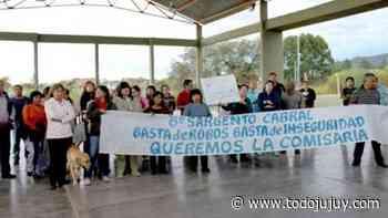 Denuncian una ola de inseguridad en Sargento Cabral: hirieron a una chica y asaltaron más de 10 casas - todojujuy.com