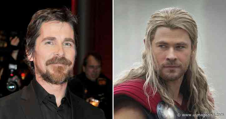 Christan Bale Joins MCU, Will Play the Villain in New 'Thor' Movie