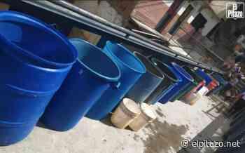 Urbanización Arichuna en Charallave cumple 23 días sin agua - El Pitazo