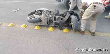 Camioneta embiste a motociclistas en la Silao-Romita y muere pasajera - Zona Franca