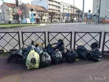 Seine-Saint-Denis. Les habitants de Livry-Gargan organisent un ramassage des déchets dans la ville - actu.fr