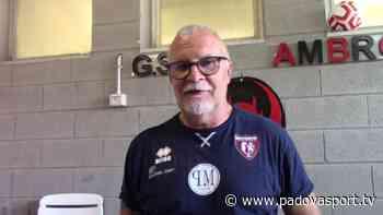 """Clodiense, l'allenatore Vittadello: """"Rinvio partite? Sarà contento il Campodarsego che non aveva grandi risultati…"""" - Padova Sport"""