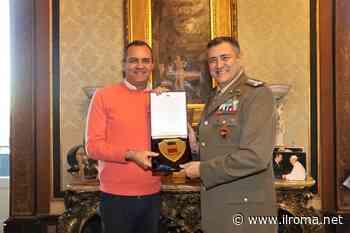 Il sindaco riceve il nuovo comandante Nato a Lago Patria - ROMA on line