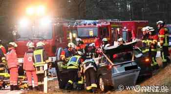Frontal-Crash am Kreuzberg bei Vilseck - Onetz.de