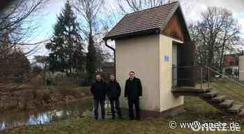 Pegelhäuschen in Vilseck wird erneuert - Onetz.de