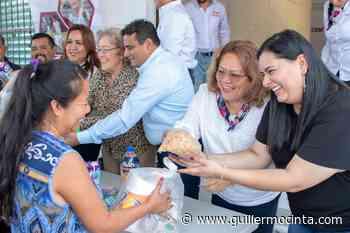 Inaugura diputada Elsa Delia González Banco de Alimentos en Xochitepec - Noticias de Morelos - La Crónica de Morelos