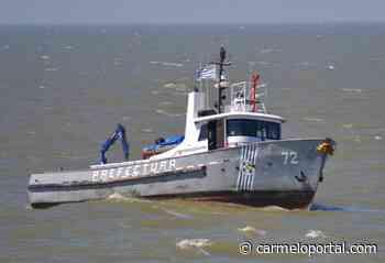 Prefectura detiene navegando en Nueva Palmira a un hombre requerido por violación - Carmelo Portal