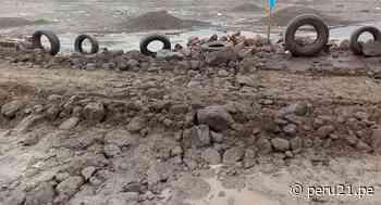 Áncash: Alerta en Carhuaz por posible activación de dos quebradas - Diario Perú21