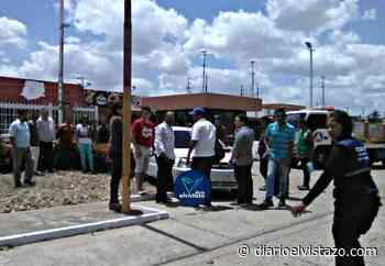 Lesionados en accidente frente a Las Virtudes fueron trasladados a San Tomé - Diario El Vistazo