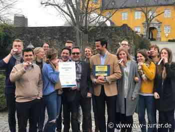 """Schloss Montabaur ist Sitz von """"Deutschlands beliebtester Hochschule"""" ADG - Business School erhält StudyCheck Award 2020 Montabaur - WW-Kurier - Internetzeitung für den Westerwaldkreis"""