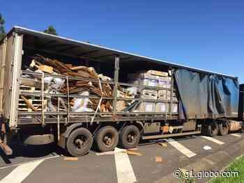 Caminhoneiro é assaltado em posto de combustíveis em Tanabi - G1