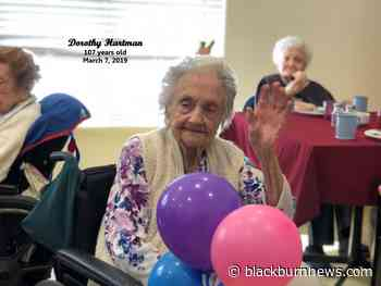 Listowel woman to celebrate her 108th birthday - BlackburnNews.com