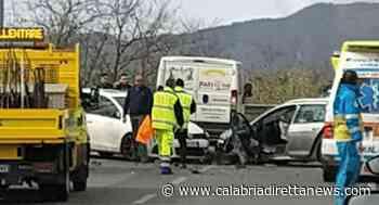 Incidente a Quattromiglia, nessun ferito e tanta paura - calabriadirettanews